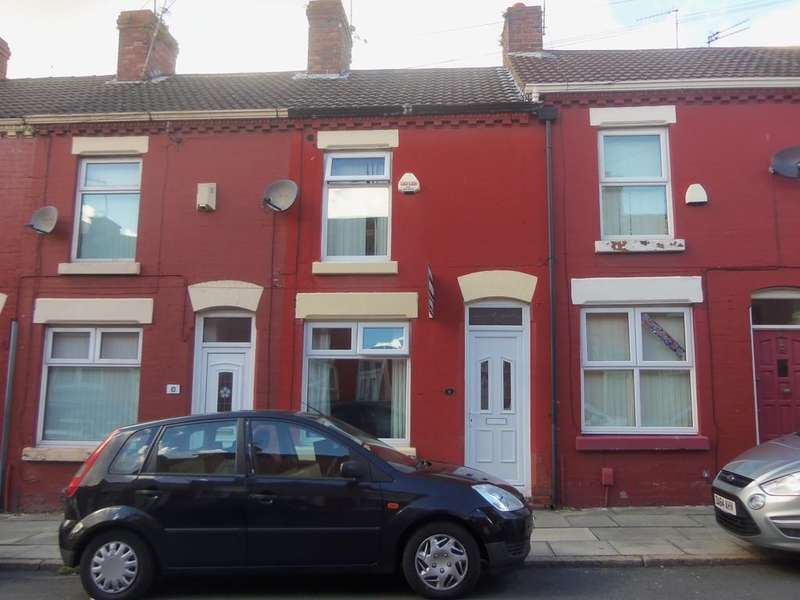 2 Bedrooms Terraced House for sale in Colville Street, Wavertree, Liverpool