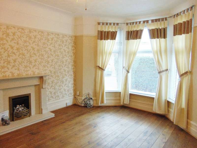 4 Bedrooms Semi Detached House for sale in Hampden Road, Tranmere, Wirral
