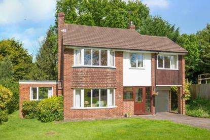 4 Bedrooms Detached House for sale in Brookside Crescent, Cuffley, Potters Bar, Hertfordshire