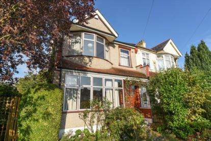 4 Bedrooms Semi Detached House for sale in Chesham Road, London