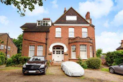 2 Bedrooms Flat for sale in Grange Wood Copers Cope Road, Copers Cope Road, Beckenham