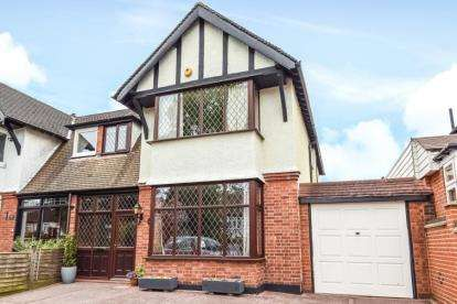 4 Bedrooms Semi Detached House for sale in Kent House Road, Beckenham