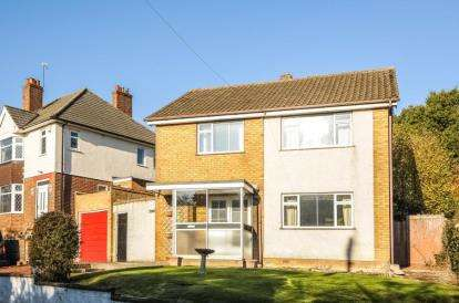 4 Bedrooms Detached House for sale in Cherrycot Rise, Orpington