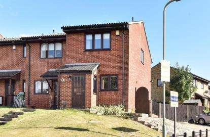 2 Bedrooms End Of Terrace House for sale in Kingfisher Close, Orpington