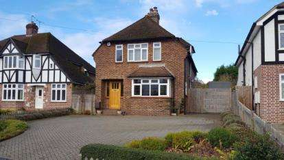 3 Bedrooms Detached House for sale in Tubbenden Lane, Orpington