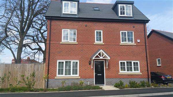 4 Bedrooms Detached House for sale in Chandler Close, Manchester