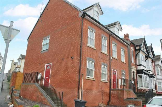 3 Bedrooms Semi Detached House for sale in North Street, Dudley, West Midlands