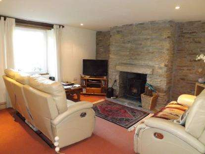 2 Bedrooms Terraced House for sale in Polbathic, Torpoint, Cornwall