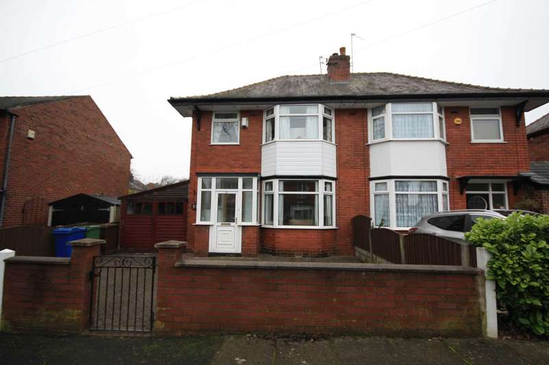 3 Bedrooms Semi Detached House for sale in Dalton Avenue, Whitefield