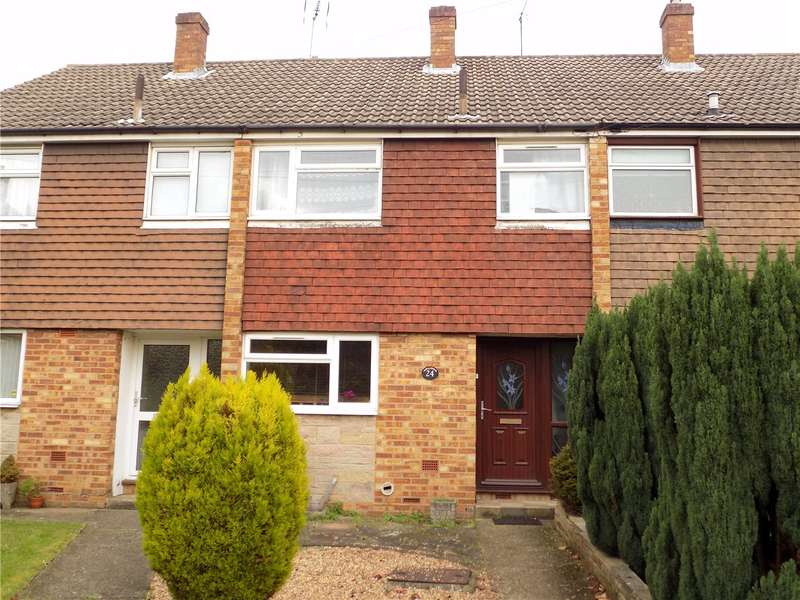 3 Bedrooms Terraced House for sale in Youngmans Close, Enfield, EN2
