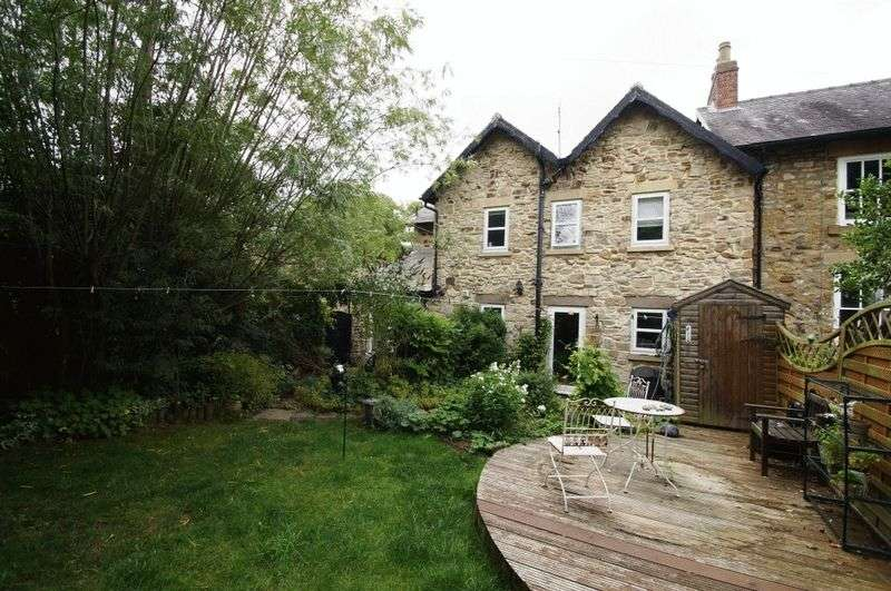 4 Bedrooms Semi Detached House for sale in Sherburn House, Durham