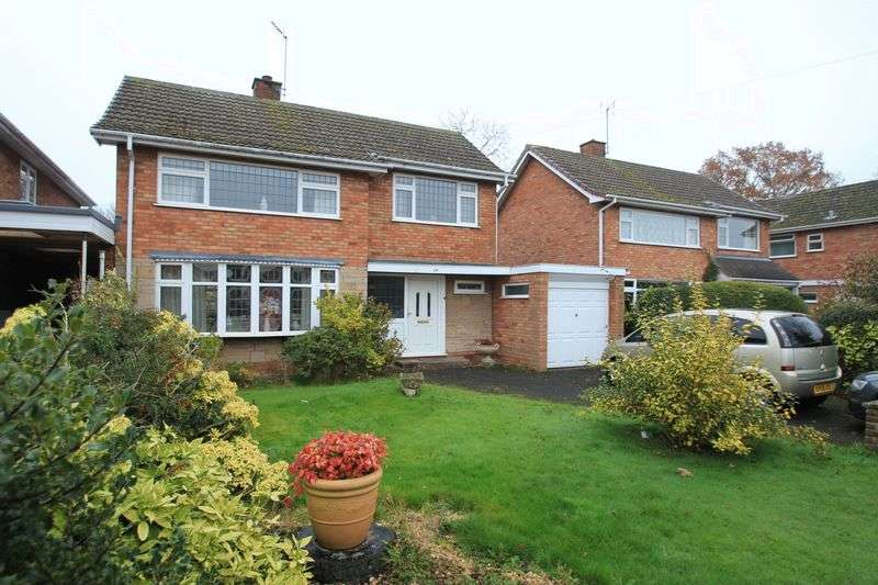 3 Bedrooms Detached House for sale in Ashleigh Crescent, Wheaton Aston, Stafford