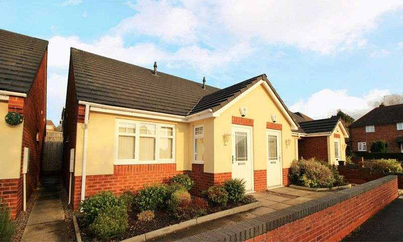 1 Bedroom Semi Detached Bungalow for sale in Park Road, Dudley