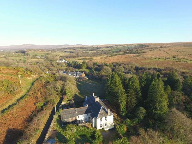 6 Bedrooms Semi Detached House for sale in Lydford, Okehampton