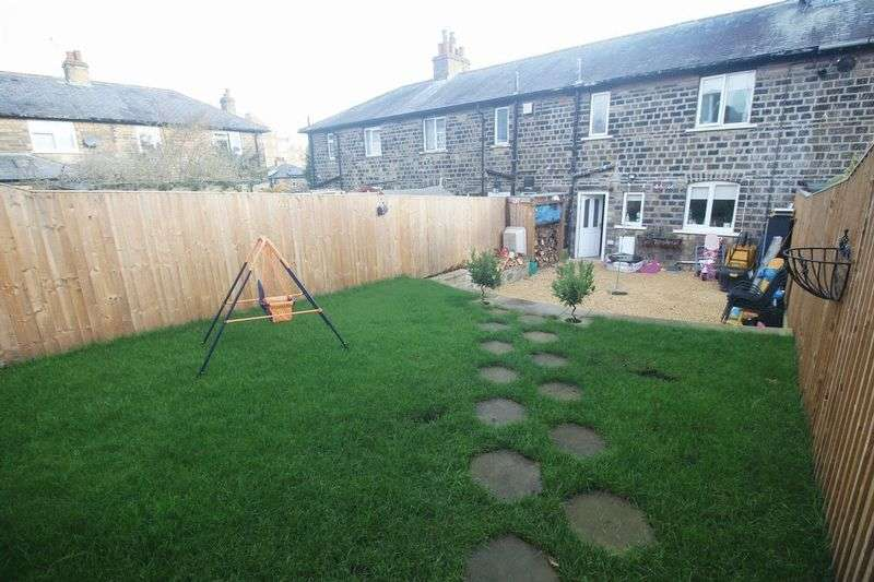 3 Bedrooms Terraced House for sale in Victoria Avenue, Elland
