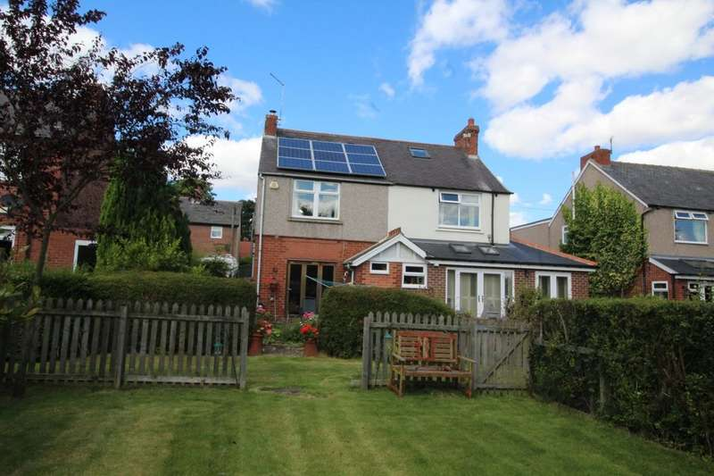 2 Bedrooms Semi Detached House for sale in South Avenue, Whickham, NE16