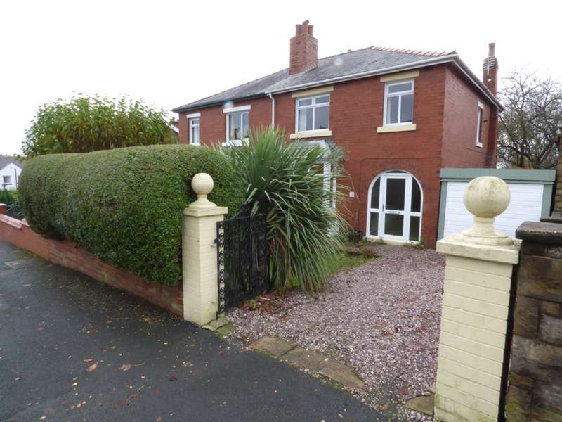 3 Bedrooms Semi Detached House for sale in Claremont Avenue, Chorley, Lancashire, PR7