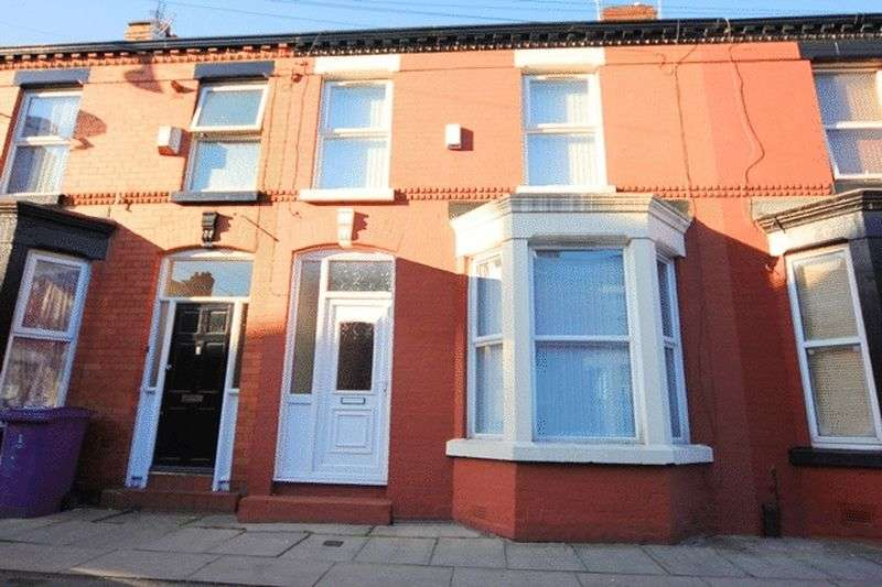 2 Bedrooms Property for sale in Talton Road, Wavertree, Liverpool, L15