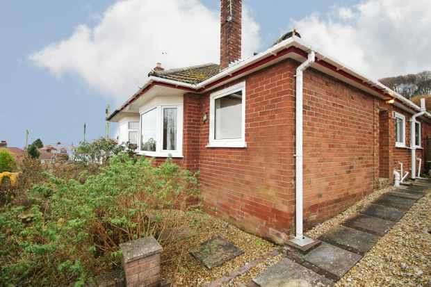 2 Bedrooms Semi Detached Bungalow for sale in Park Drive, Holywell, Flintshire, CH8 7DH