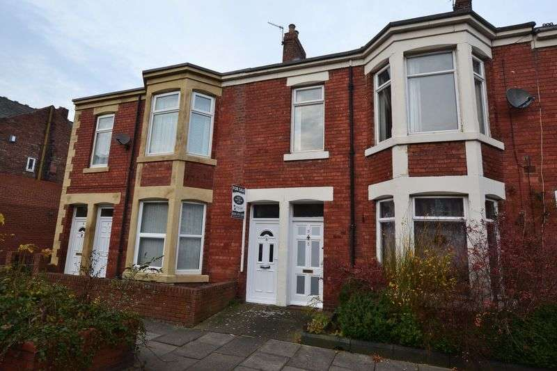 2 Bedrooms Flat for sale in King John Terrace, Newcastle Upon Tyne