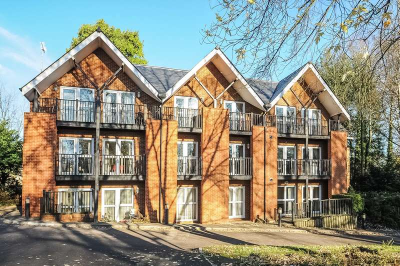 2 Bedrooms Apartment Flat for sale in 142 St Cross Road, Winchester, SO23