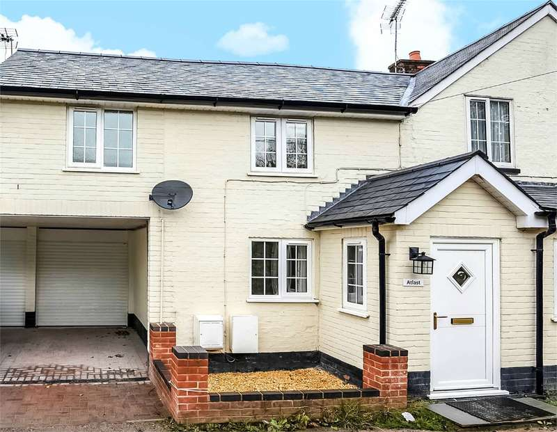 3 Bedrooms Semi Detached House for sale in Clay Street, Whiteparish, Salisbury, SP5