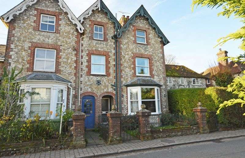 4 Bedrooms Terraced House for sale in Selborne, Alton, Hampshire