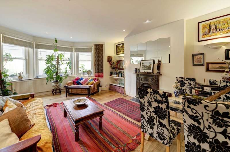 2 Bedrooms Apartment Flat for sale in Addison Road, London
