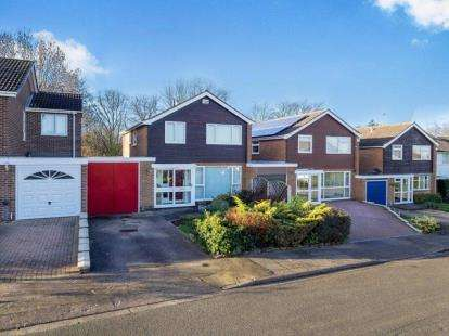 4 Bedrooms Detached House for sale in Penrhyn Crescent, Beeston, Nottingham, Nottinghamshire
