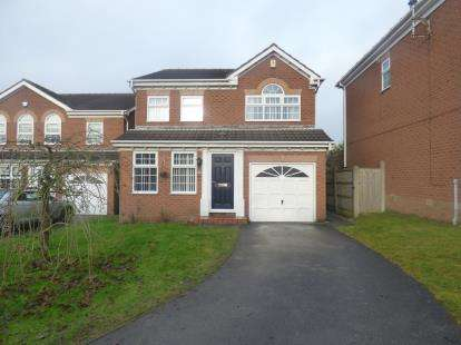 4 Bedrooms House for sale in Chartwell Road, Kirkby In Ashfield, Nottingham, Nottinghamshire