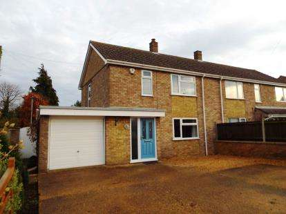 2 Bedrooms Semi Detached House for sale in Mepal, Ely, Cambridgeshire
