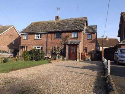 3 Bedrooms Semi Detached House for sale in Orford, Woodbridge, Suffolk