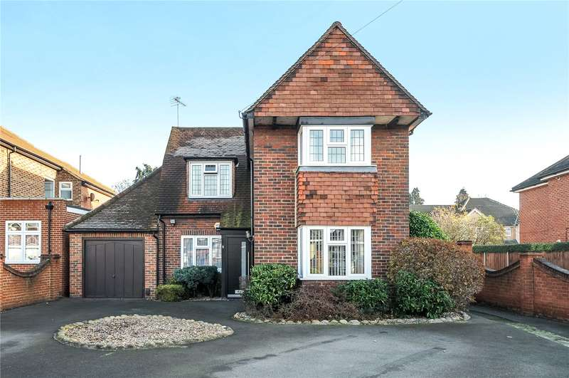 5 Bedrooms House for sale in Corwell Lane, Hillingdon, Middlesex, UB8