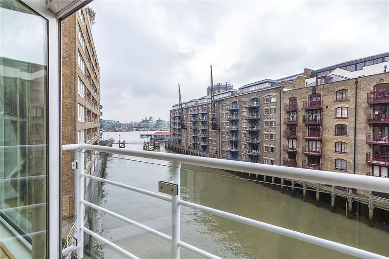 3 Bedrooms Flat for sale in Saffron Wharf, 20 Shad Thames, London, SE1
