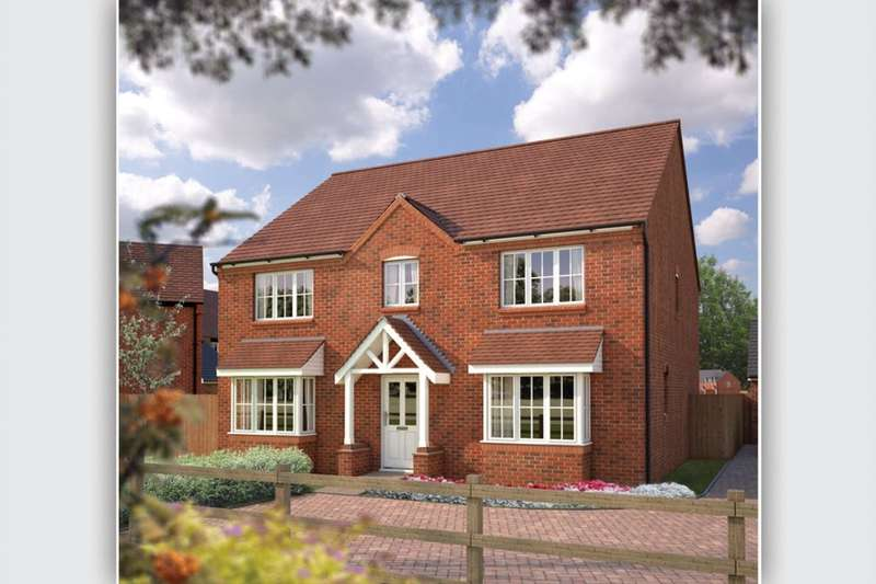 5 Bedrooms Detached House for sale in The Winchester Stour Valley, Kidderminster, DY11