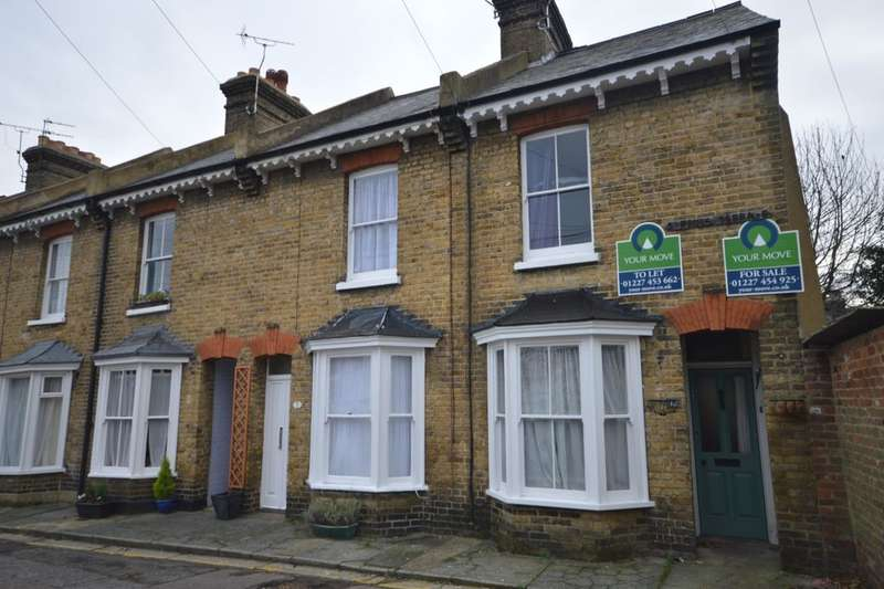 4 Bedrooms Semi Detached House for sale in St. Pauls Terrace, Canterbury, CT1