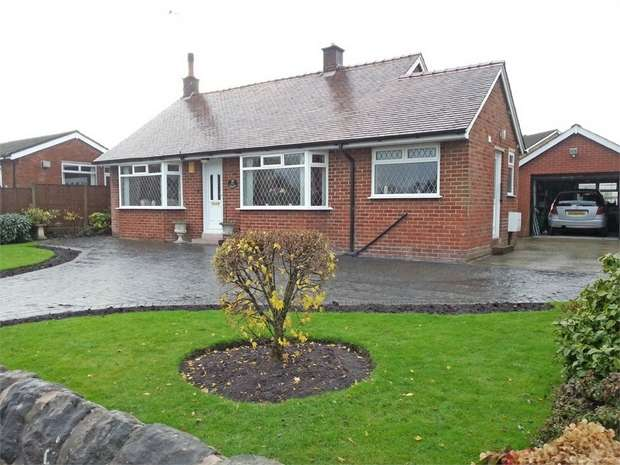 2 Bedrooms Detached Bungalow for sale in Garstang Road, Catterall, Preston, Lancashire