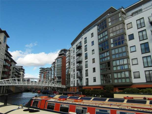 2 Bedrooms Flat for rent in Liberty Place, Sheepcote Street, BIRMINGHAM, West Midlands