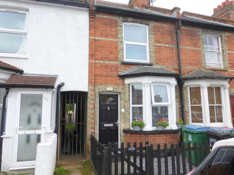 3 Bedrooms Terraced House for sale in Bradshaw Road, Watford