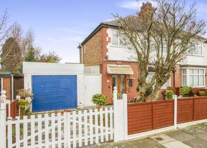 3 Bedrooms Semi Detached House for sale in Meredith Road, Rowley Fields, Leicester, Leicestershire
