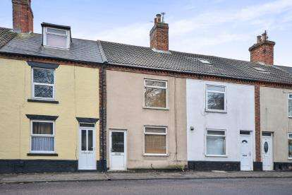 2 Bedrooms Terraced House for sale in Church Street, Sutton-In-Ashfield, Nottinghamshire, Notts