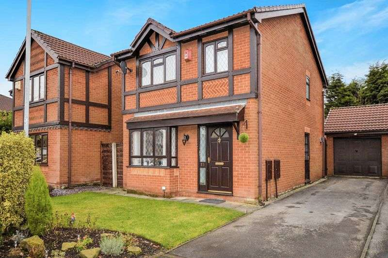 3 Bedrooms Detached House for sale in Launceston Road, Manchester
