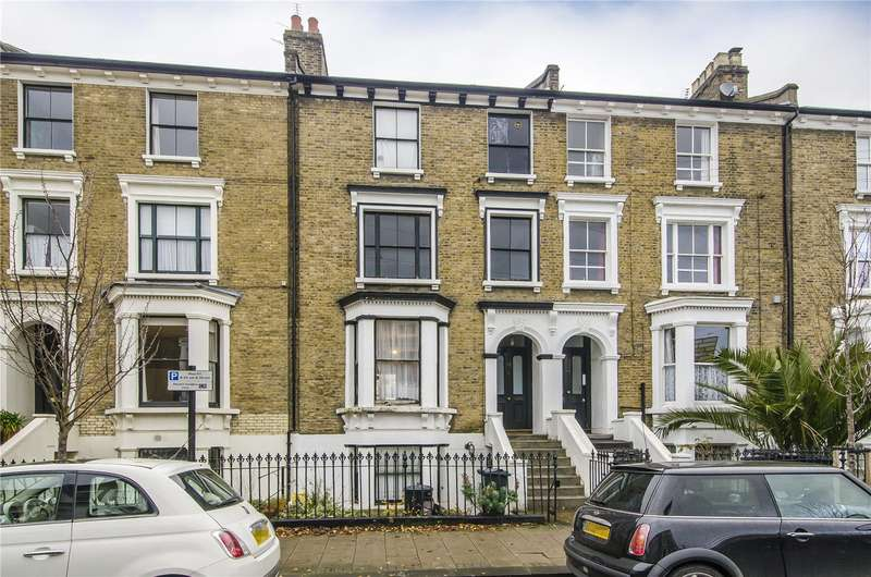 4 Bedrooms Terraced House for sale in Belmont Road, London, SW4