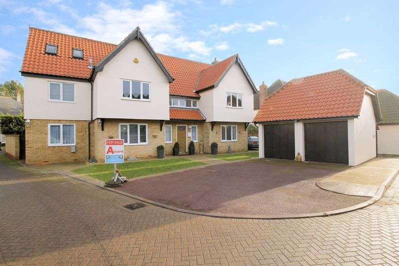 6 Bedrooms Detached House for sale in Haddon Mead, South Woodham Ferrers