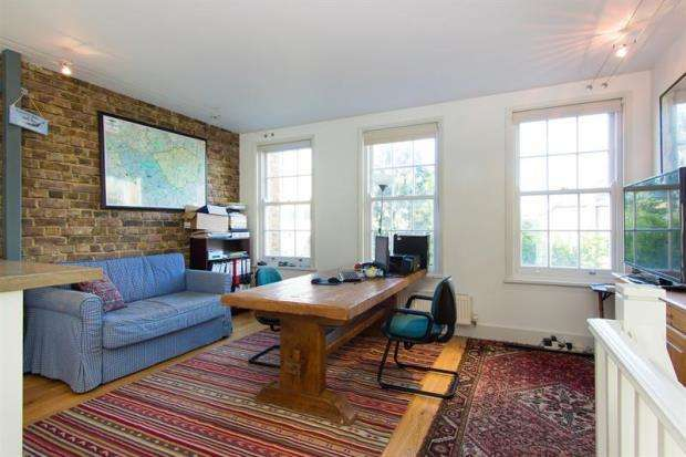 2 Bedrooms Terraced House for sale in St. Peters Road, Hammersmith, London, W6