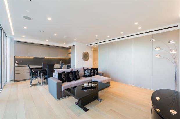 2 Bedrooms House for sale in Buckingham Palace Road, London, SW1W