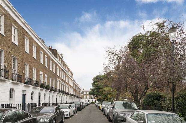 2 Bedrooms Apartment Flat for sale in Paultons House, Paultons Square, London, SW3