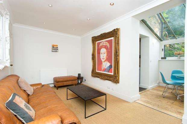 1 Bedroom House for sale in Great Percy Street, London, WC1X