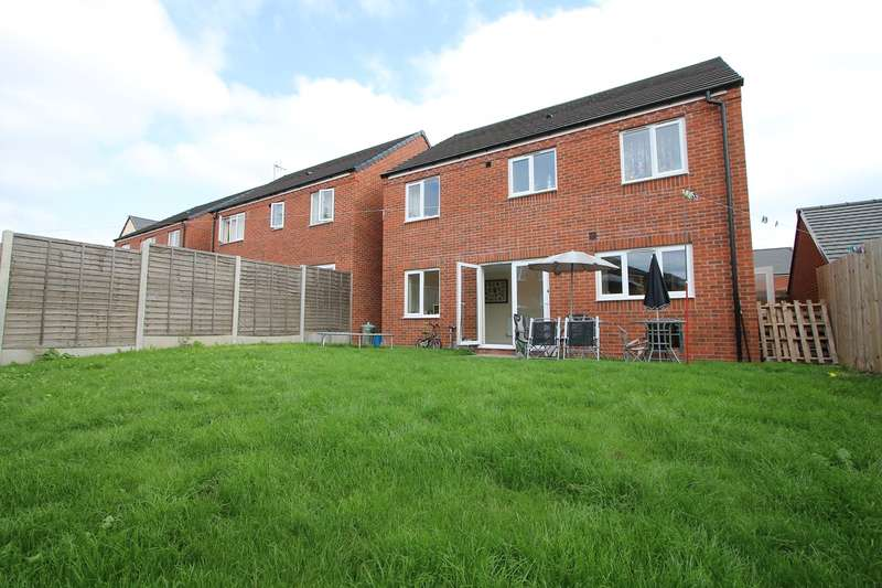 4 Bedrooms Detached House for sale in Butler Best Way, Kidderminster, DY10