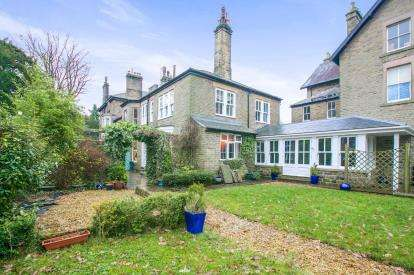4 Bedrooms Link Detached House for sale in Park Road, Buxton, Derbyshire, High Peak